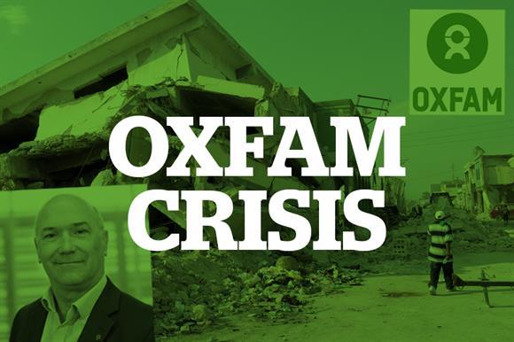Oxfam Crisis - Alder PR